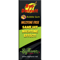 Bye Default Bubble Gum 10ml