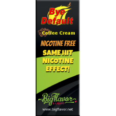 Bye Default Coffee Cream 10ml